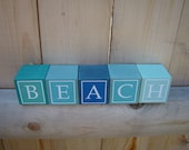 Customized letter blocks, personalized letter blocks, baby name blocks, children's name blocks, letter blocks, baby shower gift, photo prop