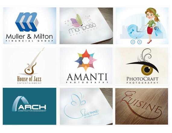 Logo Design, custom logo design, logo maker, logo creator, logos, logo designer,  business logo design, photography logo design, logos