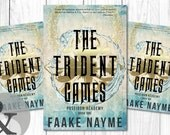 """Premade Digital Book eBook Cover Design """"The Trident Games"""" Fiction Young New Adult YA Greek Mythology Adventure Dystopian"""