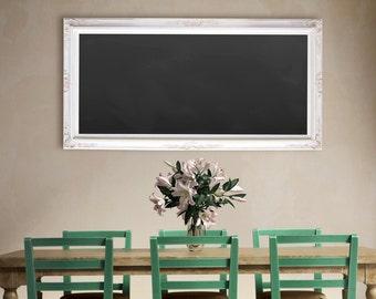 Decorative Kitchen Chalkboard For Sale Sign Wedding Decor Decorations Shabby Chic Kitchen Blue Framed Chalk Board