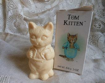 Tom Kitten Soap Beatrix Potter Vintage at Quilted Nest