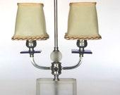 Unusual Art Deco Table Lamp