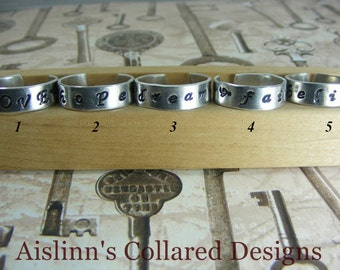 Assorted Adjustable Rings