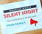 Silent Night: Never Met Your Family