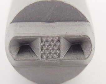 Metal Design Bandage-Bandaid-Measures approx 7mm-Large-Steel Stamp-Metal Supply Chick