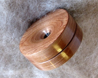 Reversible pocket spinning surface for supported spinning in Coachwood and Dymondwood
