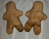 Primitive Gingerbread Man Bowl Fillers