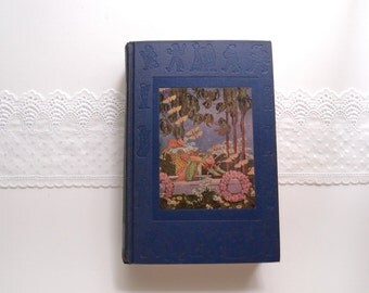 1930's book / Tales of Laughter Every Child Should Know ...112 classic fairytales & fables