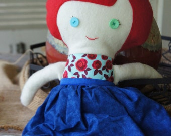 Handmade Doll Button Eyes