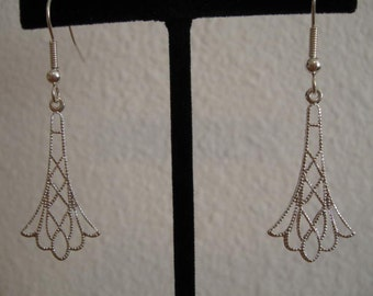 Lacy Dangle Earrings