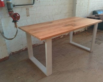Recycled Timber Desk/ Dining Table