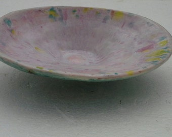 Small Elliptical Offering Bowl