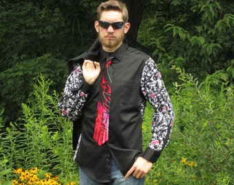 Speciality Dress/Tuxedo Shirt by Custom Creations