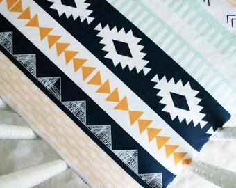 Crib Sheet - Arid Horizon - Fitted Crib Sheet