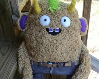 Eugene the Monster Plush