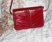 Vintage Eel skin purse
