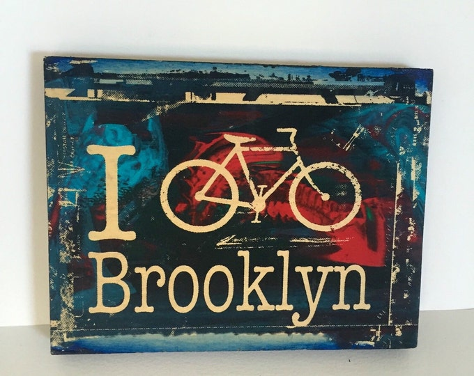 I Bike Brooklyn!!!