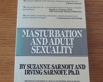 Book - Masturbation and Adult Sexuality- Self Help
