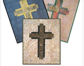 Faith Wall Hanging Quilt Pattern