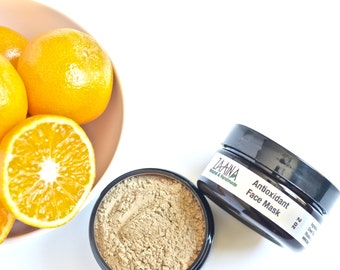 Antioxidant Face Mask; Natural Skincare; Face Mask; Antioxidant; Face Wash; Handmade Face Mask; Handmade Skincare; Natural Skin Care Mask