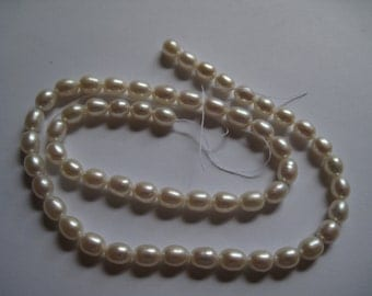 16in Strand Glass Pearls