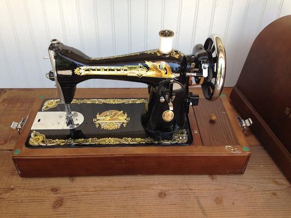 sphinx singer sewing machine