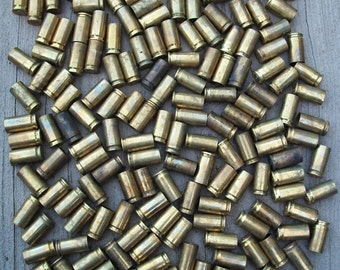 Huge Lot of 170 Brass 9mm Empty Bullet Cases