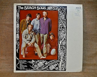 The BEACH BOYS - Summertime Blues - 1970 Vintage Vinyl Record Album
