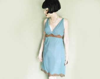 Vintage Emilio Pucci Nightgown 70s - Short Pucci Nightie