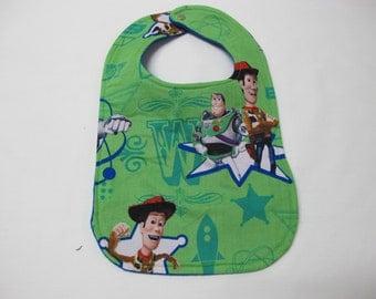 Disney Toy Story toddler bib