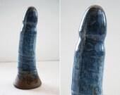 High Fired Fine Art Ceramic Dildo 1011