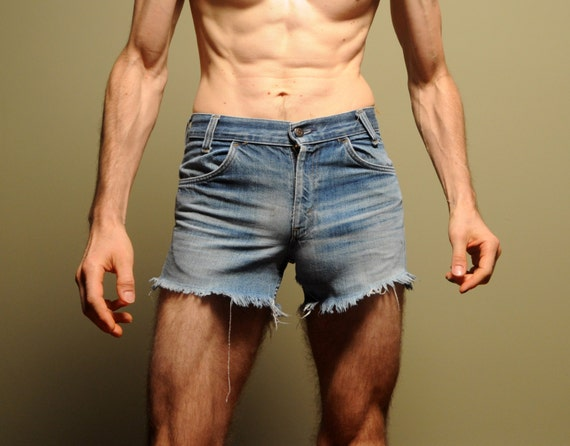 If you needed inspiration to get those scissors to your Diesels ok, fine at least your Levis.