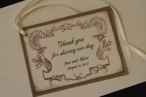 Wedding Gifts For Christian Bride : Wedding Favor Tags, Christian, Wedding Gift Tags, Personalized ...