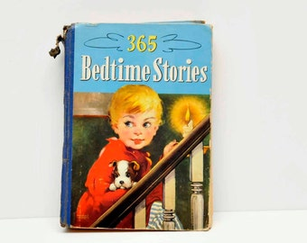 365 Bedtime Stories -- 1944