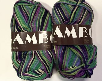 100% Bamboo Yarn (Free Shipping)