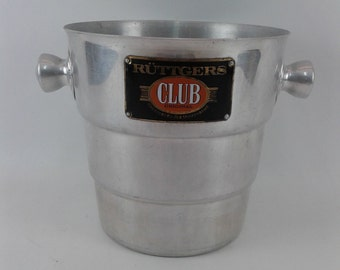 Art deco  style Ruttgers club champaign ice bucket