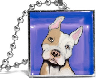 Stella Necklace - 30% donated to Pit Bull Rescue
