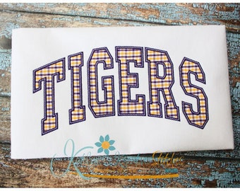 Tigers Arched
