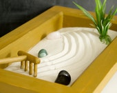 Home Decor, Zen Garden, Vintage look, Custom order