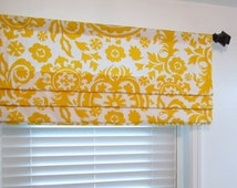 Unique Faux Roman Shades Related Items Etsy