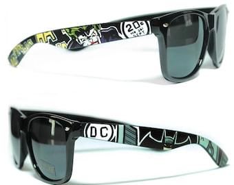 Sunglasses - Batman - Handpainted Custom Wayfarers