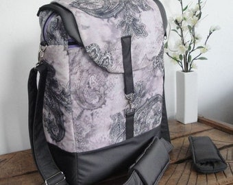 20%discount 15''Backpack laptop with FREE 2 Shoulders PADS -Messenger Bag-FULLYpadded-COMPARTMENT laptop