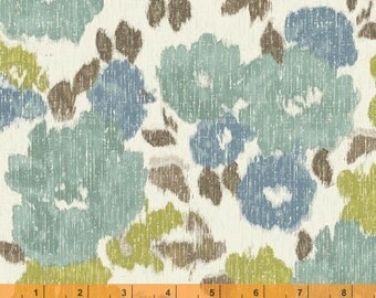 Ibiza - Floral Cream by Rosemarie Lavin from Windham Fabrics