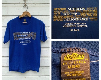 1980's United Chlidren's Hospital t-shirt, medium