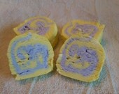 Lemon-Lavender Bubble Bar