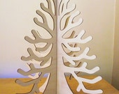Laser Cut 3D Slot Together Ply Christmas Tree
