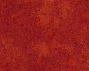 MARBLE CINNAMON BURNT Orange Rust Moda marbles by the half yard cotton quilt fabric 6849
