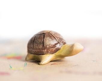 Le Calm Turtle Totem