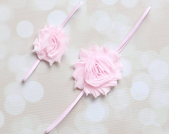 DOLLY and ME headband set. Fits girls 6 months and up and all dolls over 12 inches tall