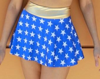 Wonder Women Skirt